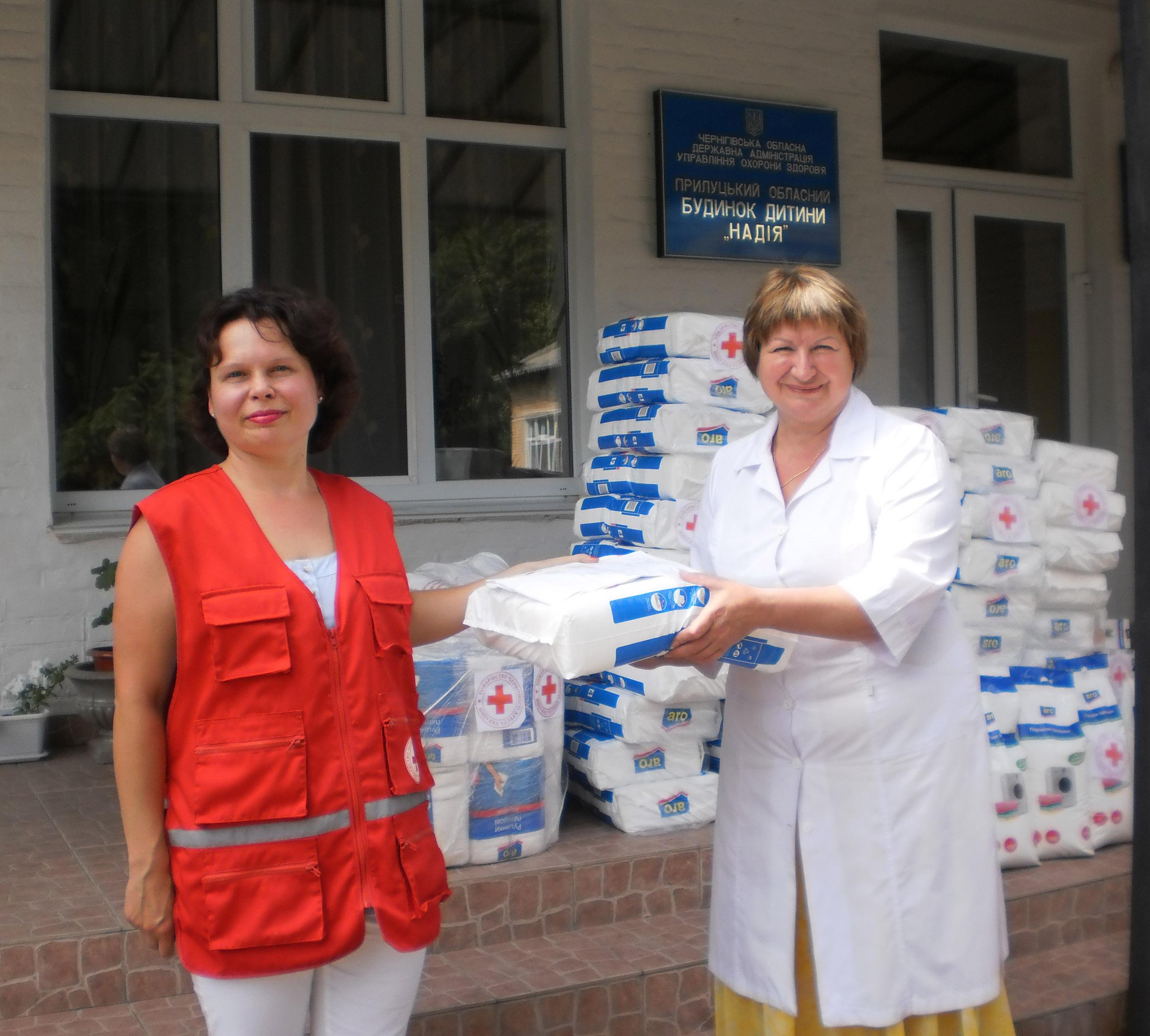 Благотворительная акция «Вместе защитим детей»