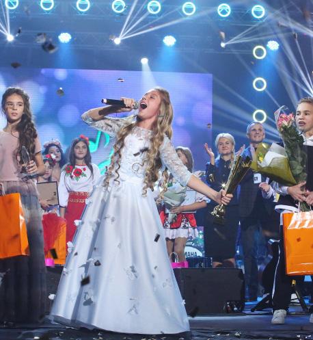 Мережа АЗС «SUNOIL» виступила спонсором фінального обласного конкурсу «Яскраві діти України».