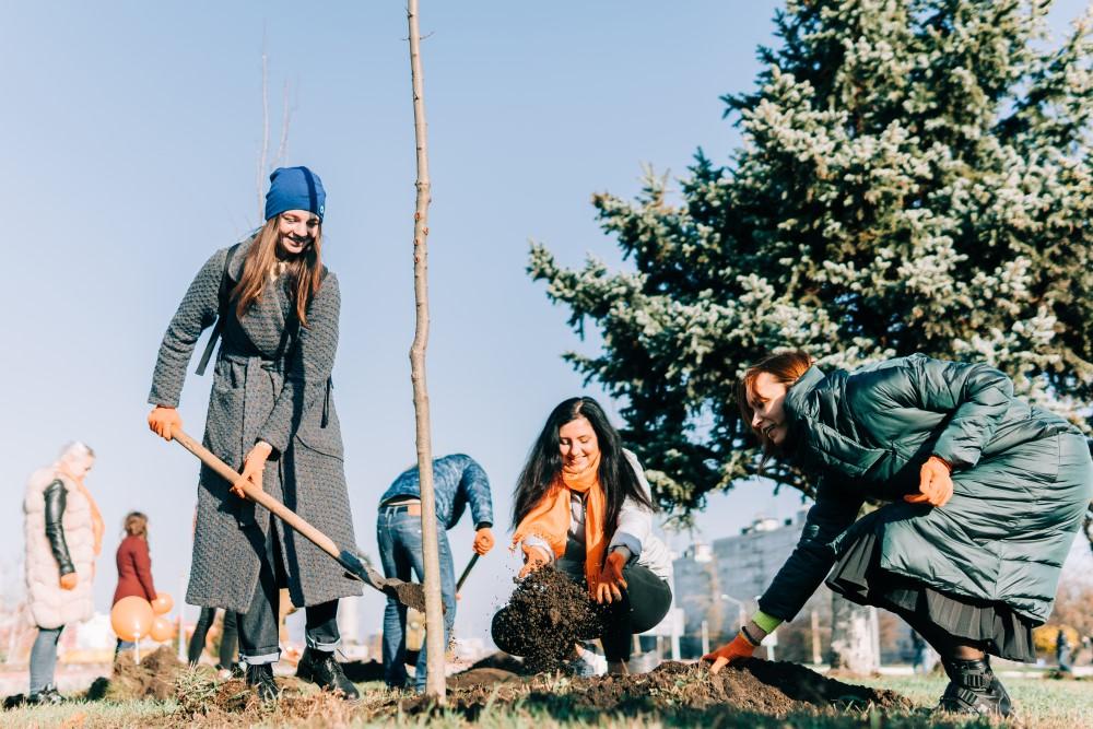 Посади дерево – врятуй довкілля
