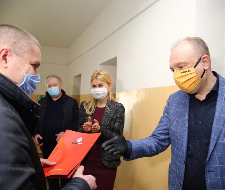 Підтримка медичних установ Харківщини