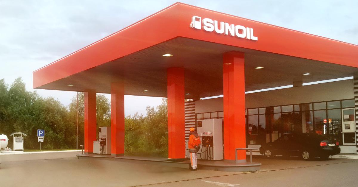 В сети АЗС SUNOIL построена единая корпоративная сеть высококачественного скоростного интернета